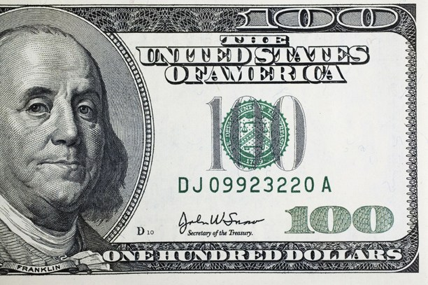 100 dollar bills clipart 4 » Clipart Portal.