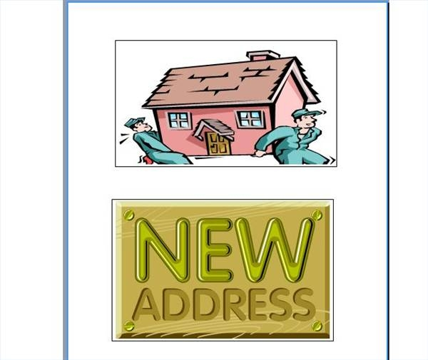 Change Of Address Clipart (86+ images in Collection) Page 2.