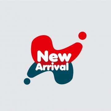 New Arrivals PNG Images.