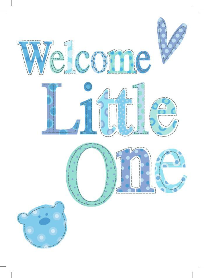Welcome baby boy clipart 6 » Clipart Portal.