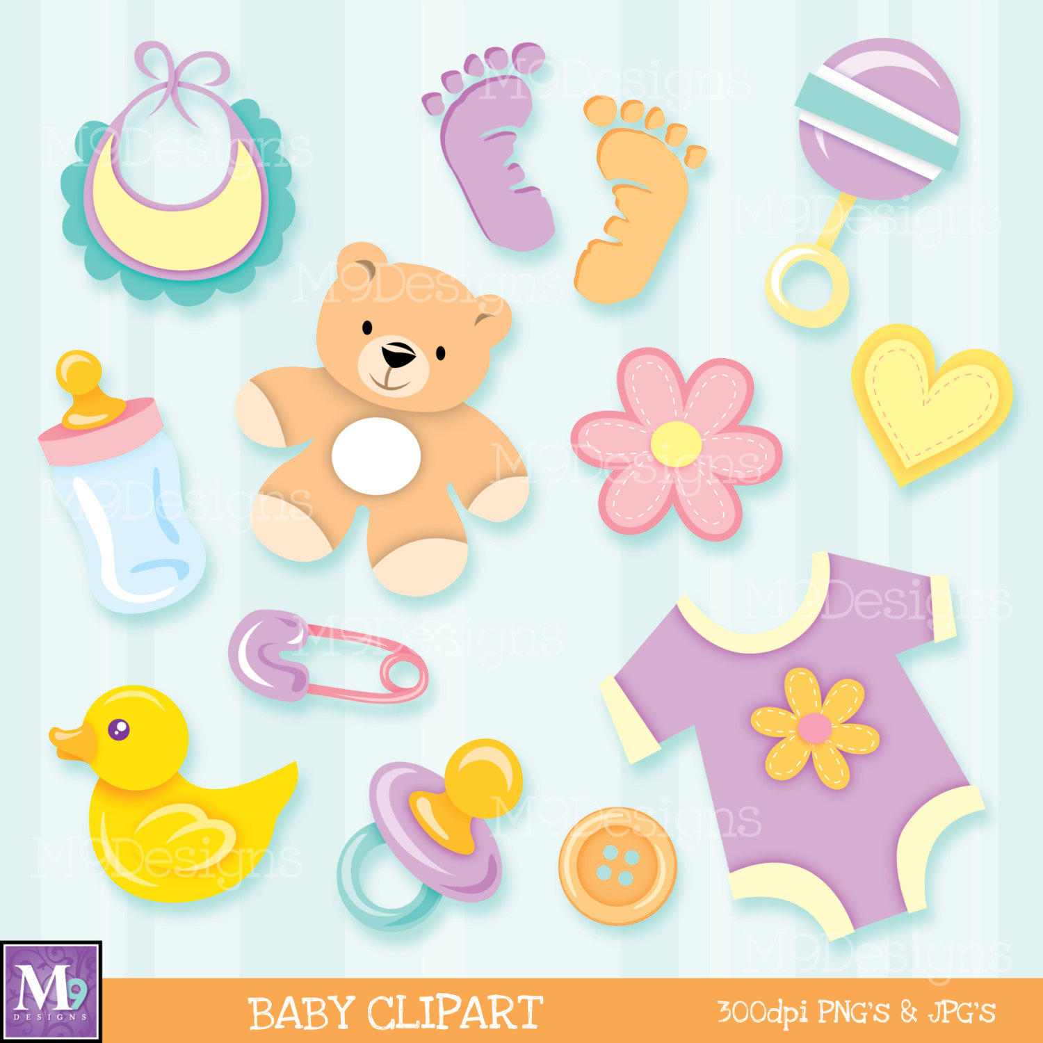 New Baby Clipart Download.
