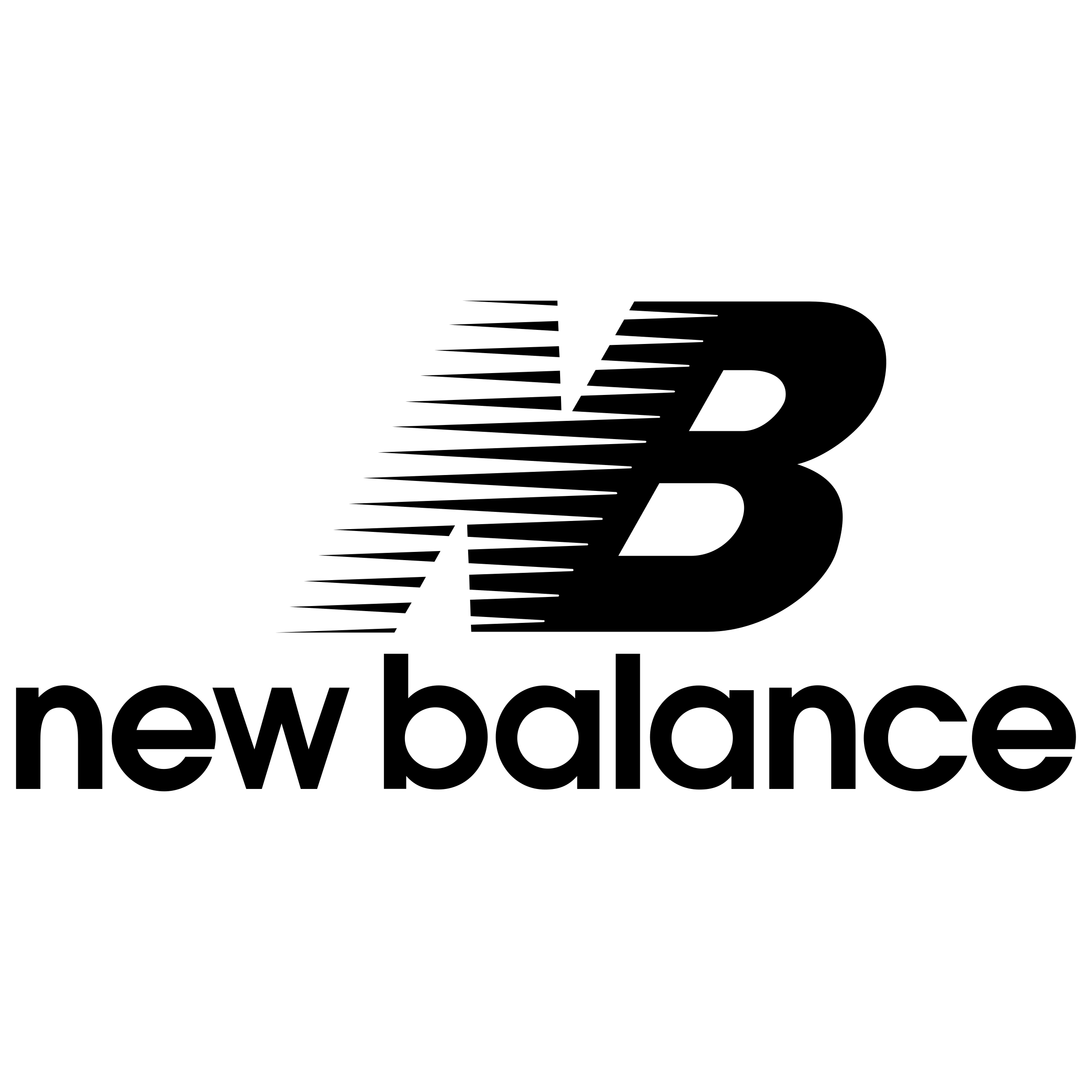 New Balance Logo PNG Transparent & SVG Vector.