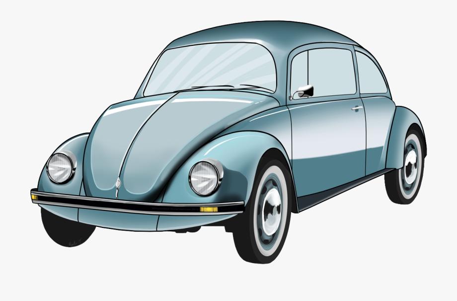 Vector Cars Beetle.