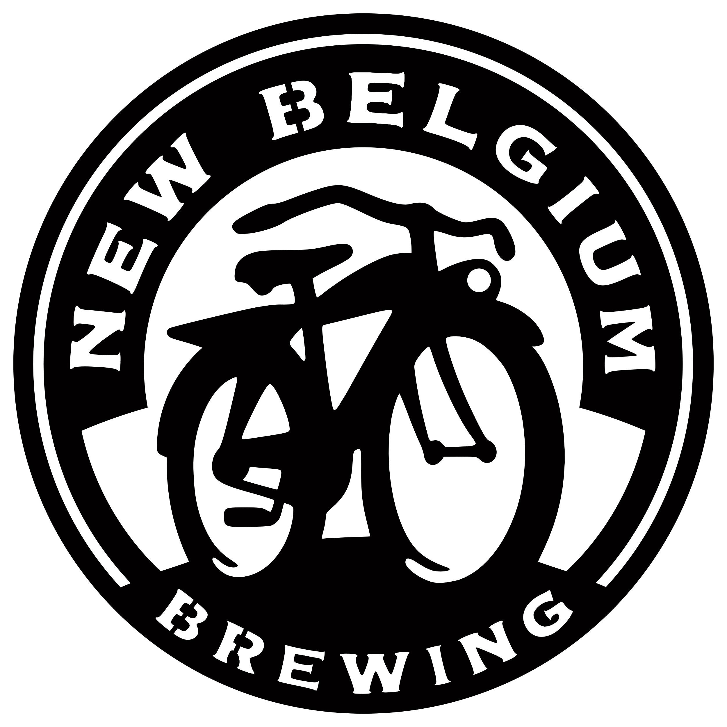 New Belgium Sign DXF.