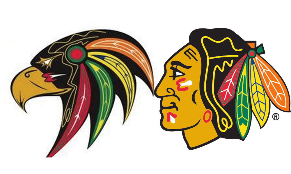 New Design For Blackhawks Logo Meets Approval By First.
