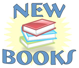 New Books Clipart.