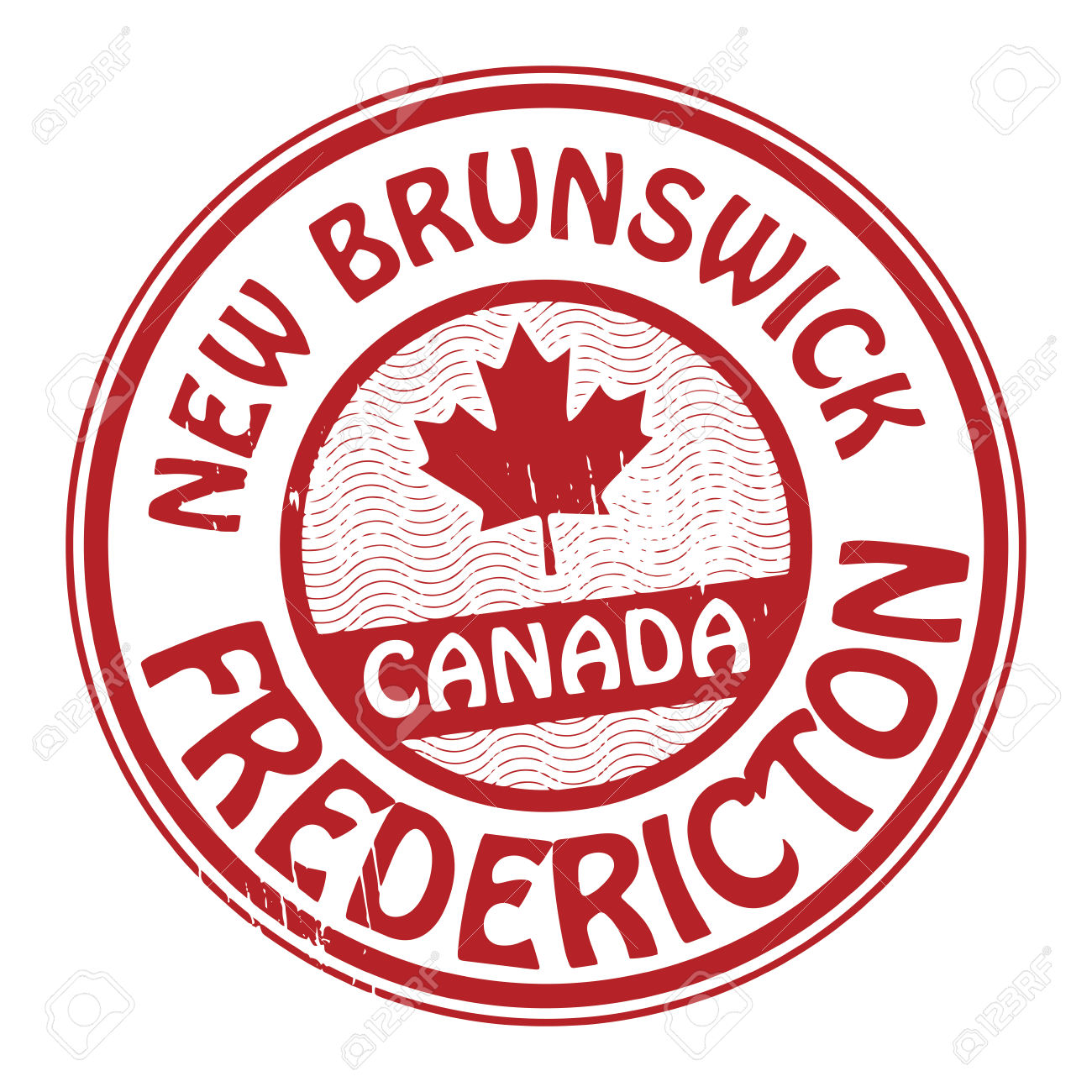 250 New Brunswick Stock Vector Illustration And Royalty Free New.