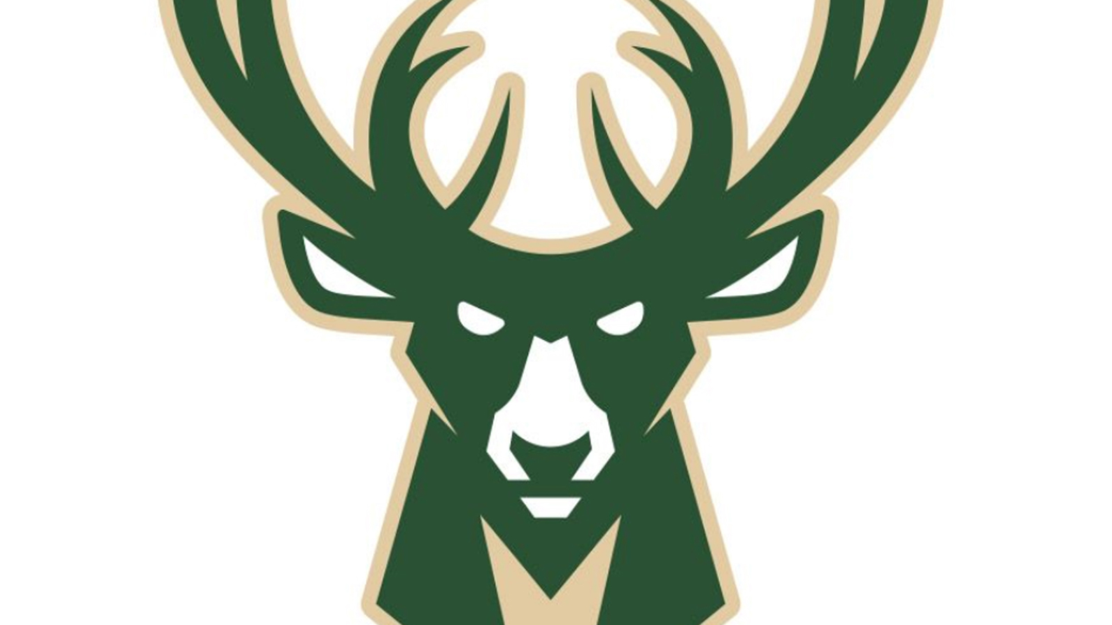 Bucks unveil new green and cream logo and color scheme.