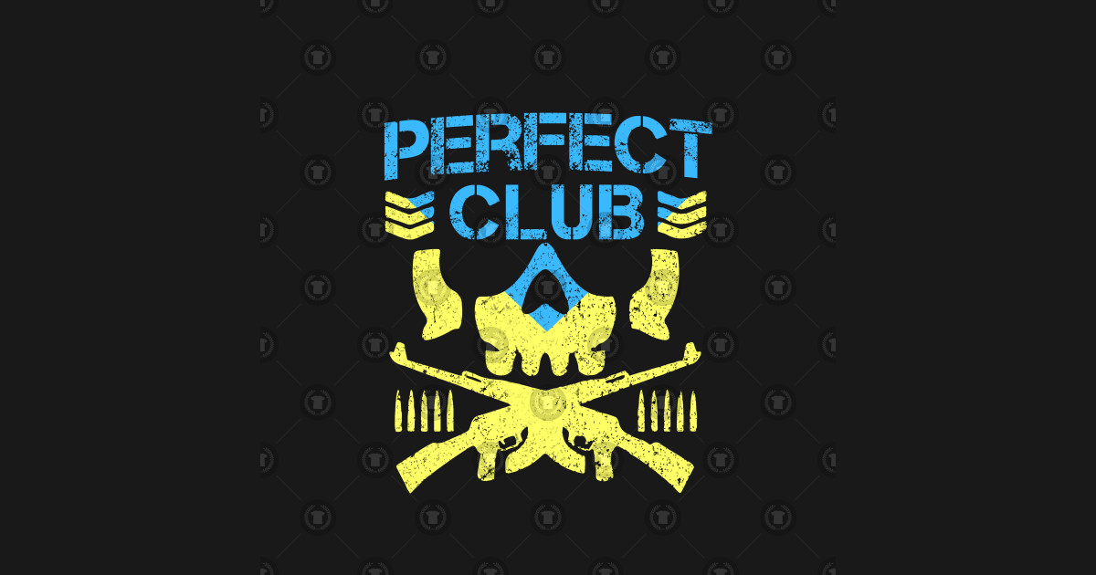 Mr. Perfect Bullet Club Logo by rescueandramona.