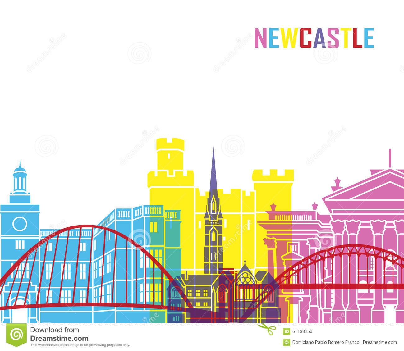 New castle clipart.