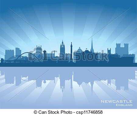 Newcastle skyline Vector Clipart EPS Images. 16 Newcastle skyline.