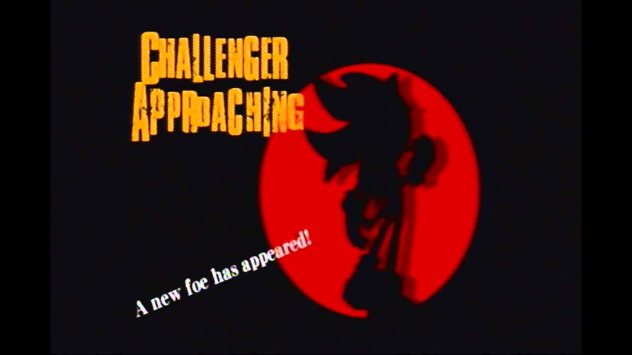 SSBB: Challenger Approaching.