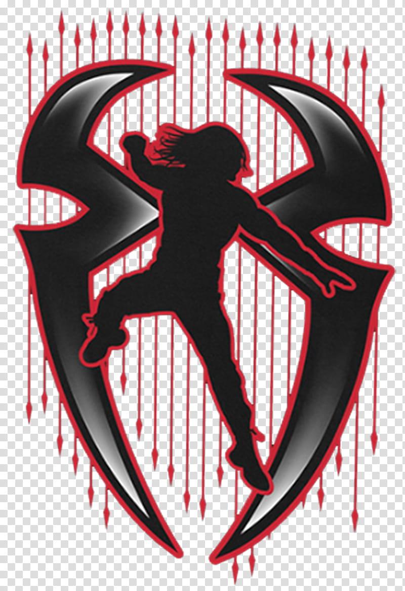 Roman Reigns New Logo transparent background PNG clipart.