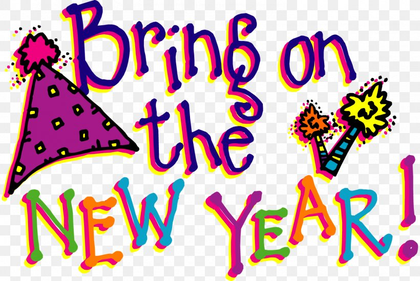 New Years Day Wish New Years Eve Clip Art, PNG, 1494x1002px.