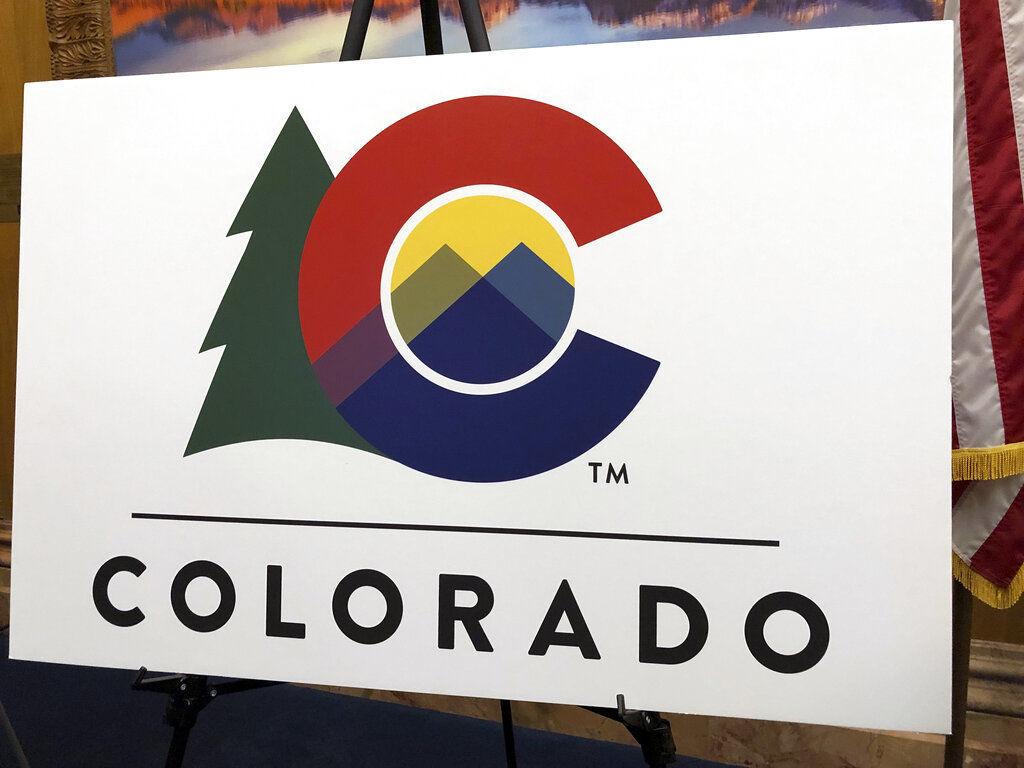 Symbolic gesture: Polis rolls out new Colorado logo.