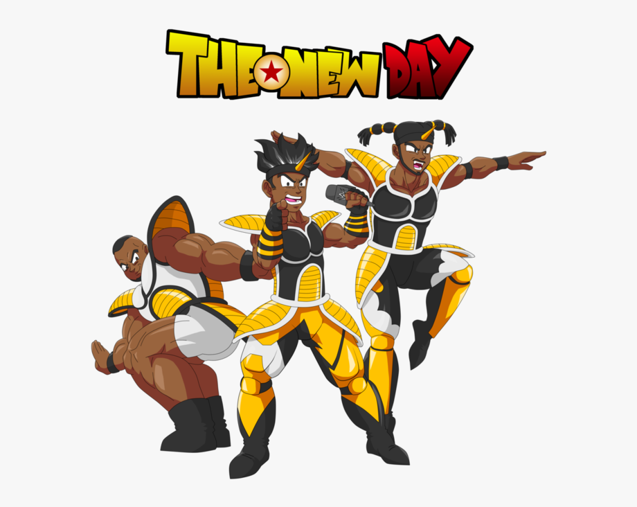 The New Day Know Your Meme.