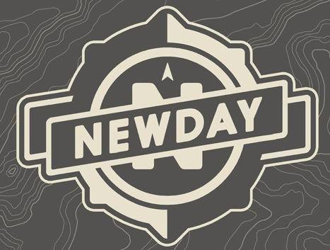 New Day Logo with ND.