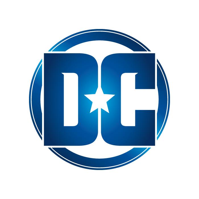 Dc comics Logos.