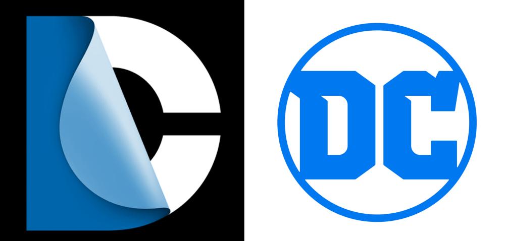 The DC logo and strange meerkat mystery.