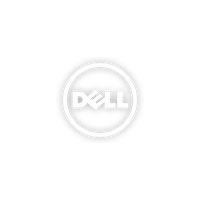 Download Dell Logo 3D White Png HQ PNG Image.