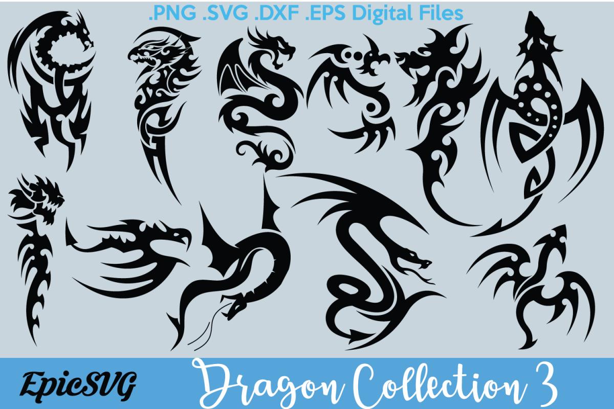 Dragon Collection 3.