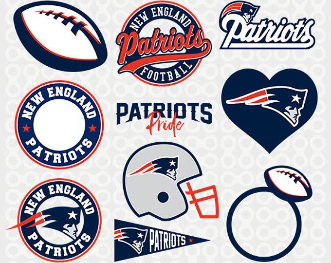 New England Patriots Svg, Patriots Clipart, New England.