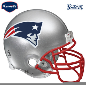 New England Patriots Helmet Clipart.
