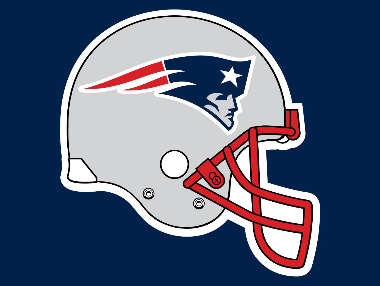 New England Patriots Helmet Logo N7 free image.