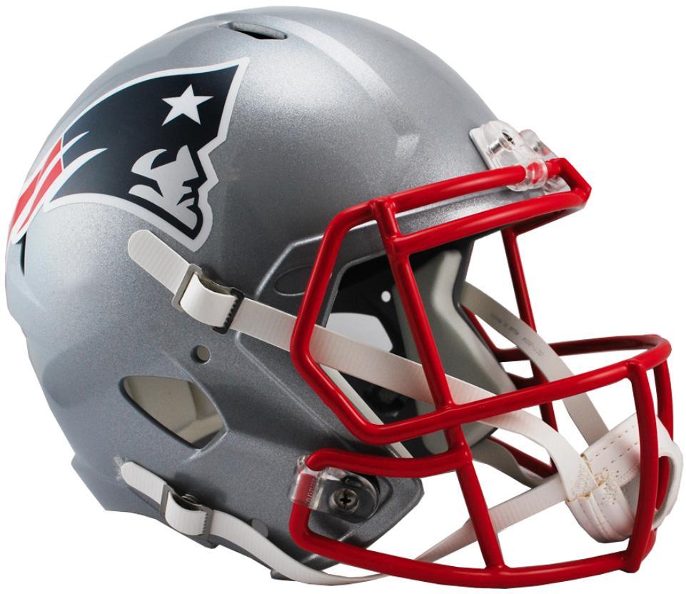 New England Patriots Helmet.