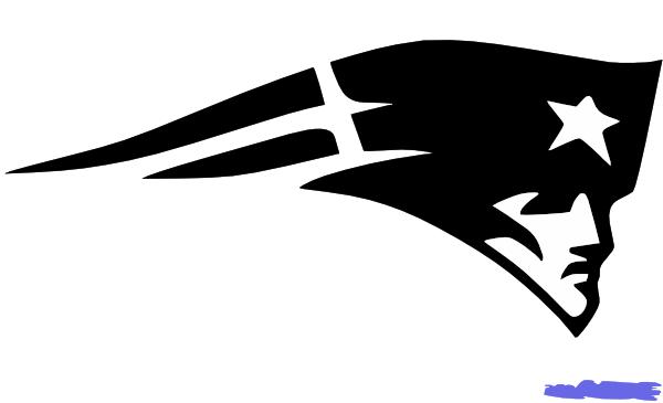 Patriots Silhouette Logo.