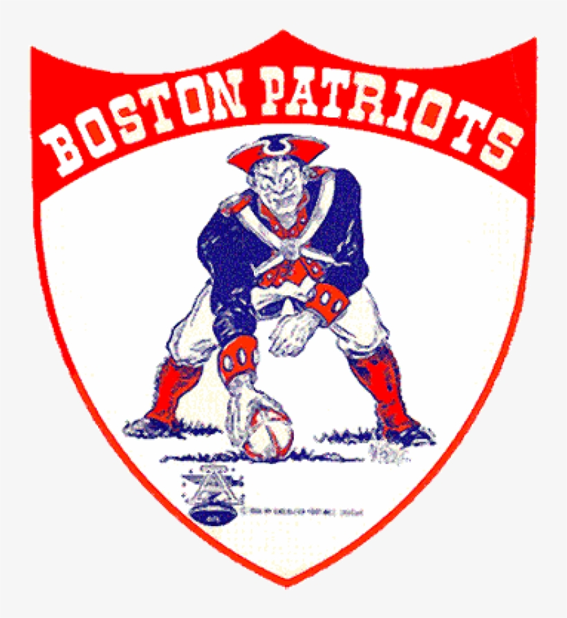New England Patriots Iron On Stickers And Peel.