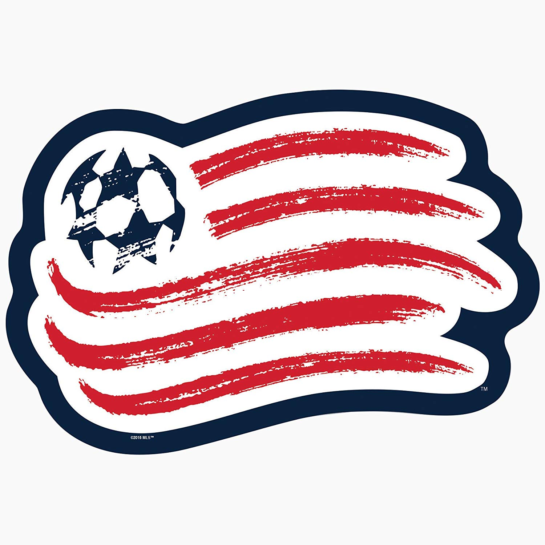 Amazon.com : MLS New England Revolution Logo on the Go Go.