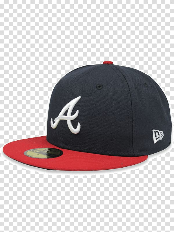 Baseball cap Atlanta Braves Cleveland Indians 59Fifty New.