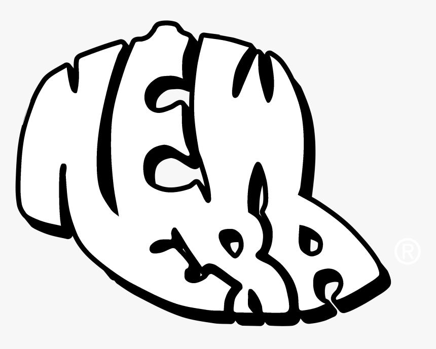 New Era Logo Black And White.