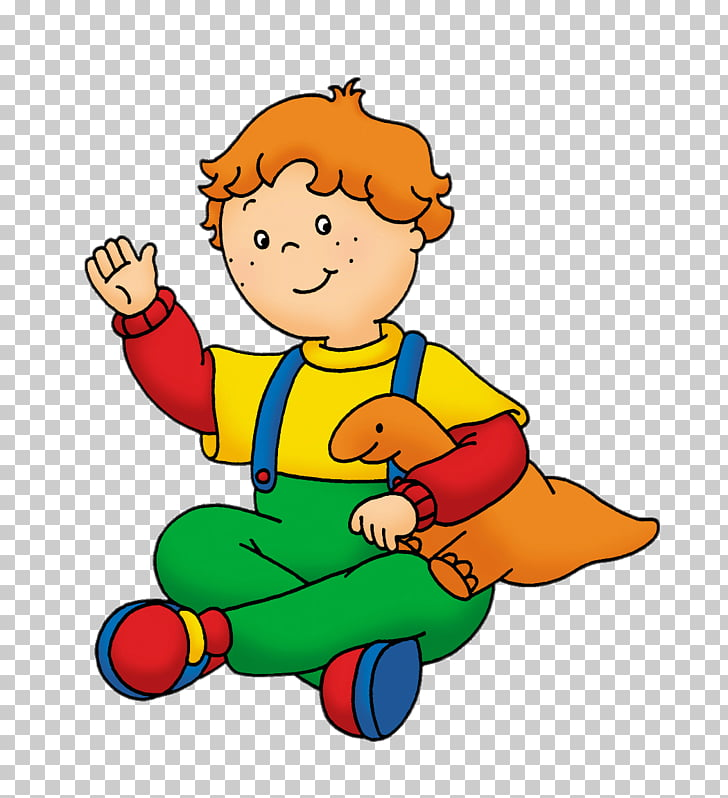 Caillou\'s Friends Cartoon Character Caillou Makes a New.