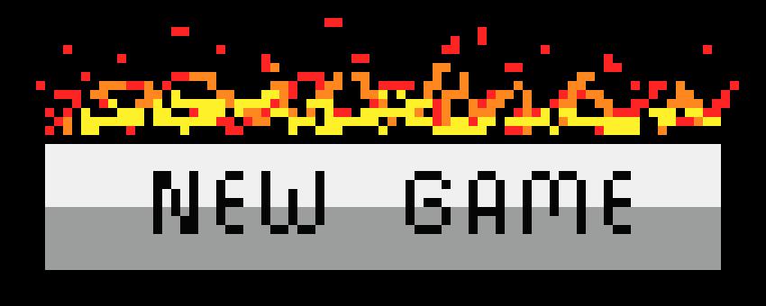 new game button concept.