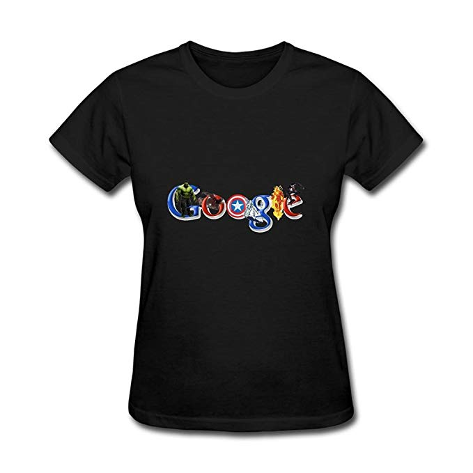 Amazon.com: Women\'s Google Logo T Shirts: Books.