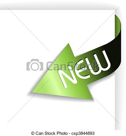 New green clipart #15