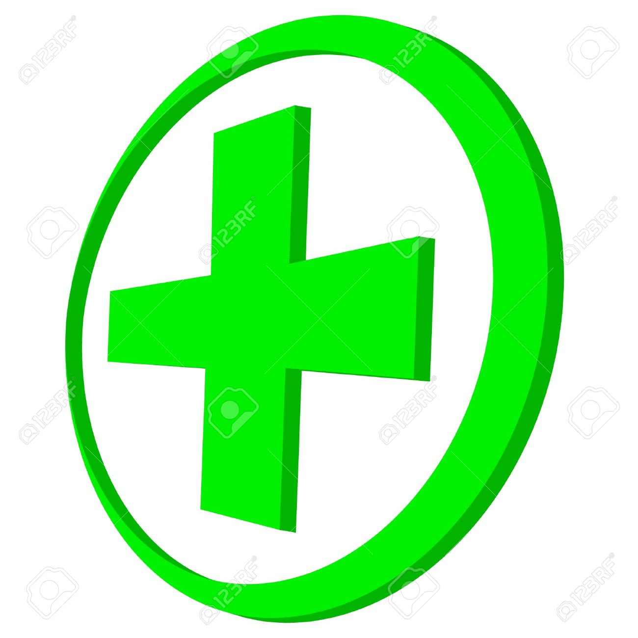 Showing post & media for Green cross symbol.