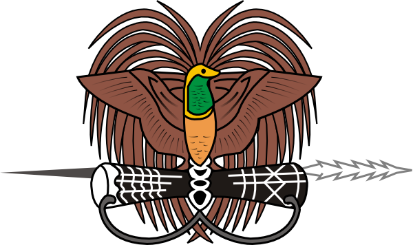 Coat Of Arms Of Papua New Guinea clip art Free Vector / 4Vector.