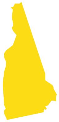 New Hampshire Clipart.