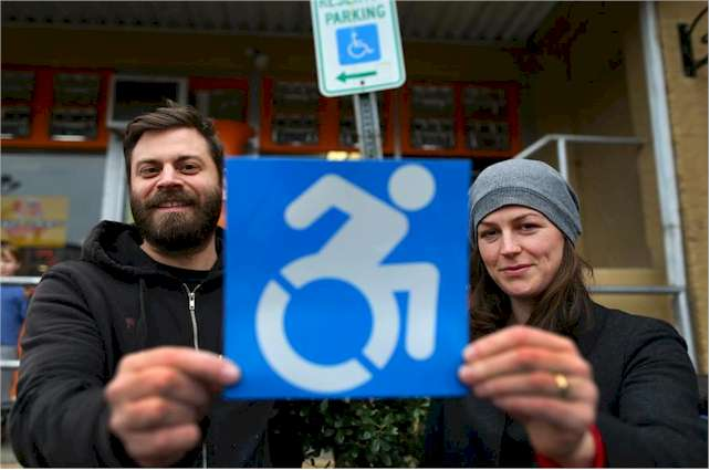 The New Handicapped Logo and The History Behind It.