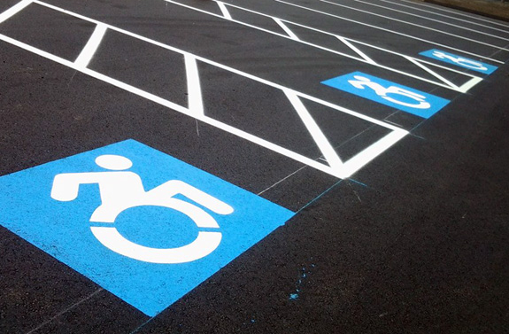 In First, State Adopts Updated \'Handicapped\' Symbol.