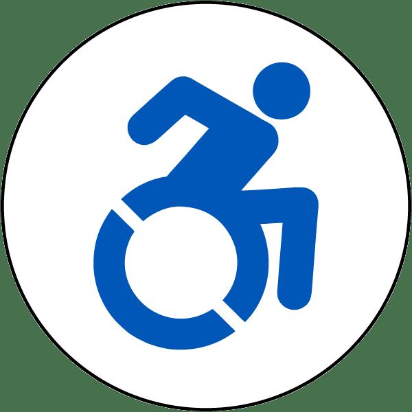 New Accessible Symbol.