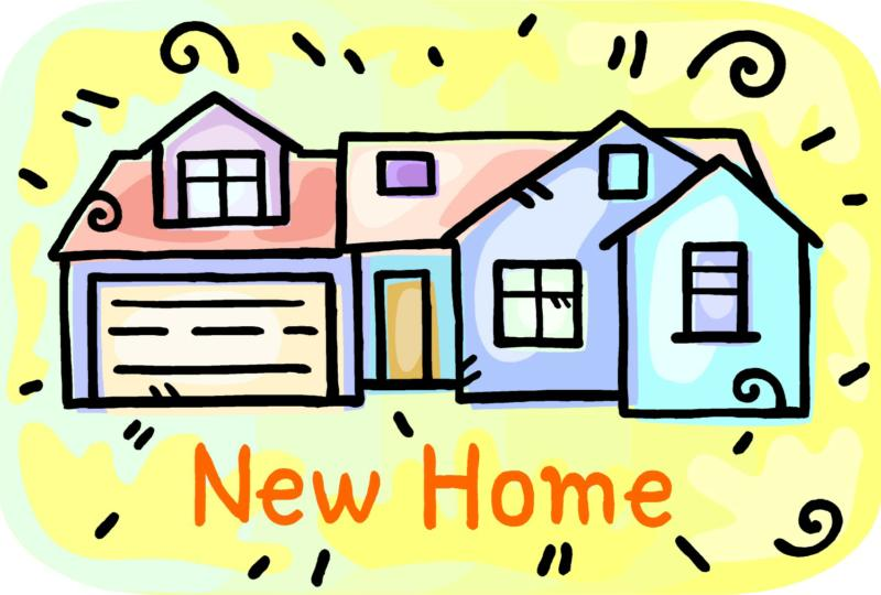 Home House Clipart.