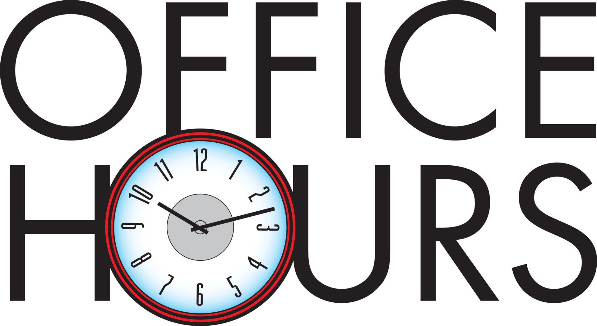 Office Hours Clipart.