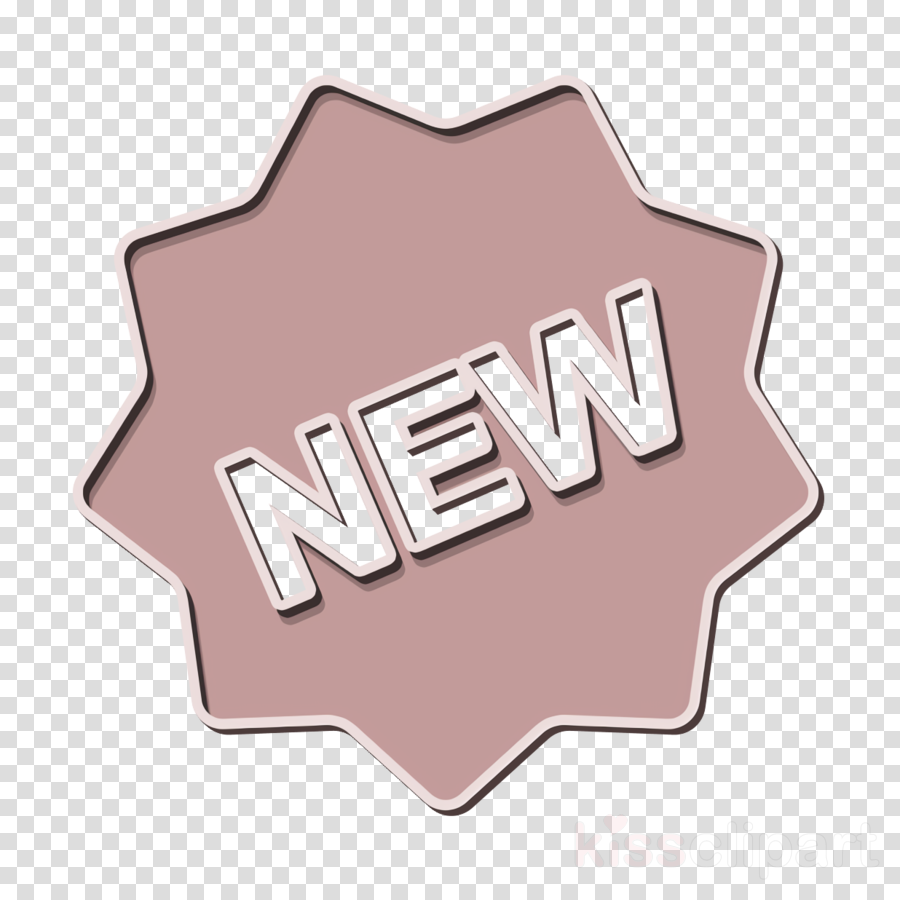New icon I Love Shopping icon Store New Badges icon clipart.