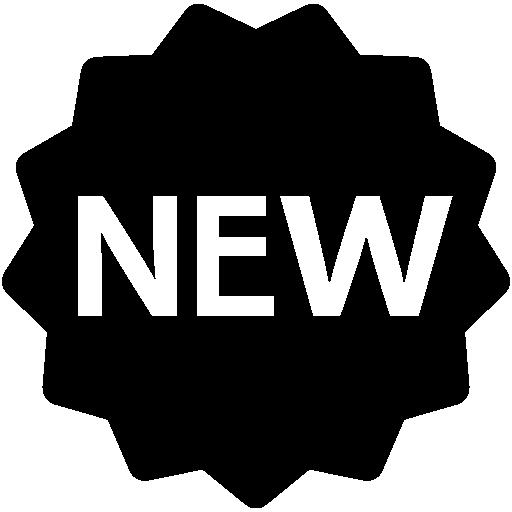 Ecommerce New Icon.