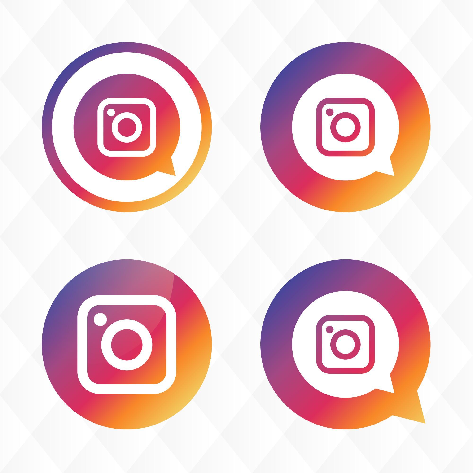Top Circle Instagram Logo Vector Images » Free Vector Art.