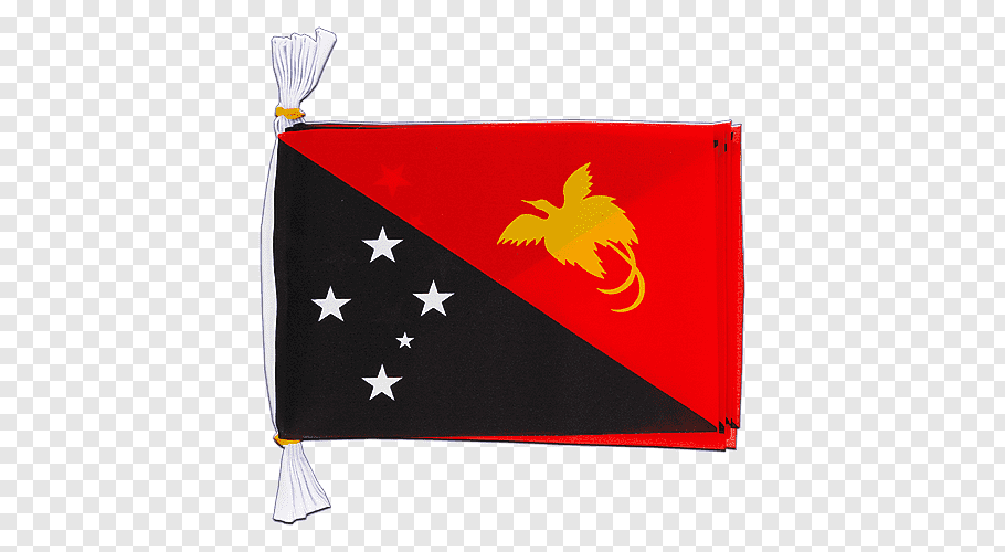 Flag, New Guinea, Flag Of Papua New Guinea, National Flag.